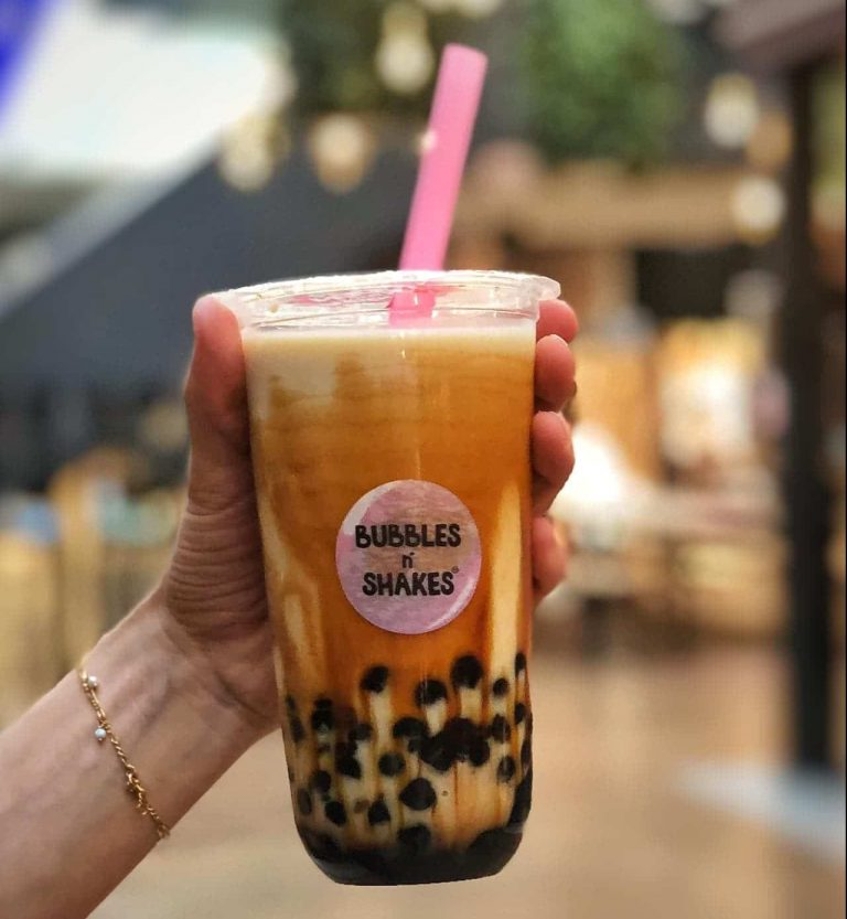 bubble tea in kbh